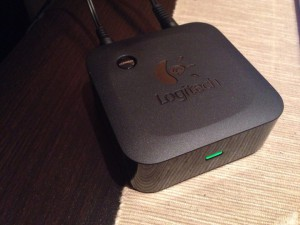 Logitech Wireless Speaker Adapter
